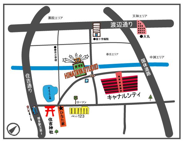 ひなた家 MAP-01